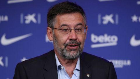 Barcelona retrasa voto de censura de Bartomeu en pandemia