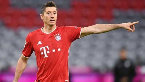 Detienen a exagente de Lewandowski; amenazó al jugador