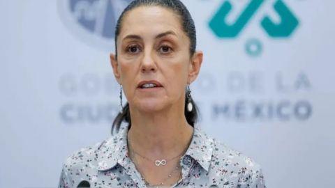 La jefa de gobierno de la Ciudad de México da positiva a Covid