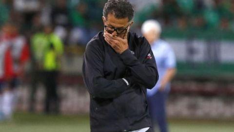 Un Osorio cuestionado ajusta al Nacional para recibir al River Plate