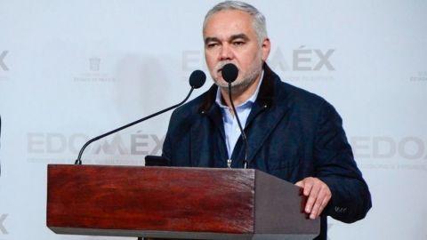 Da positivo a Covid-19 secretario de Desarrollo Económico del Edomex