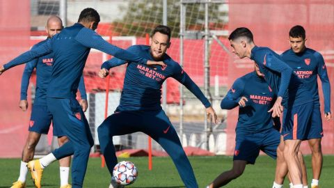 Sevilla a Europa como bálsamo