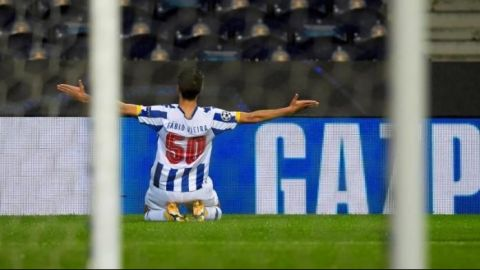 Fábio Vieira se destapa en la victoria del Oporto ante el Olympiacos