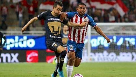 En riesgo el Pumas vs Chivas de la Liga MX