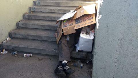 Personas de la calle las más vulnerables durante la pandemia