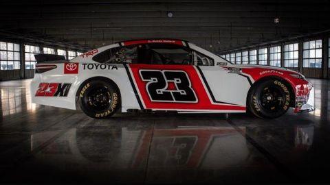VIDEO: Toyota presenta el carro #23 para Bubba Wallace
