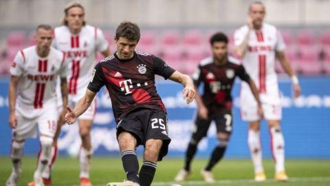 Bayern y Borussia no pierden ritmo