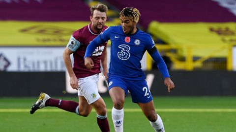 Ziyech marca su primer gol en Premier en la goleada del Chelsea
