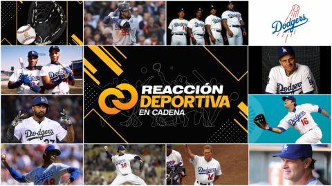Reacción Deportiva en Cadena: VIDEO: El largo camino de Dodgers rumbo al título