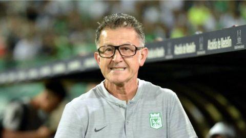 Osorio cesado como técnico de Atlético Nacional