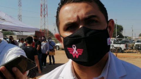 ¡Decepcionado! Secretario de Salud lamenta las acciones de los tijuanenses