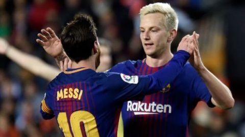 """Rakitic: A Messi hay que """"cuidarlo de una manera muy especial"""""""