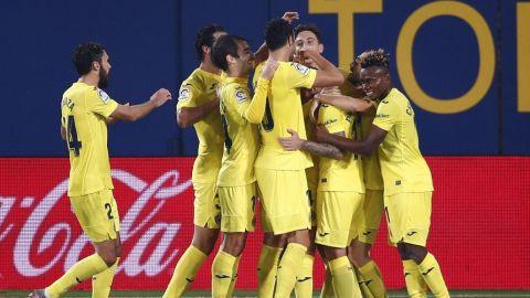 Mucho Villarreal para el colista en La Liga