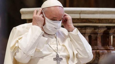 Dichos del Papa sobre uniones gay fueron sacados de contexto, señala el Vaticano