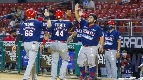 Águilas de Mexicali regresa a casa para una nueva serie