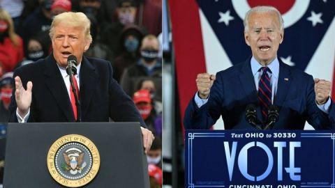 AL MOMENTO: Así van las elecciones en Estados Unidos