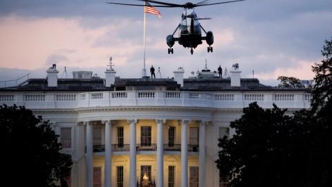 Organizan festejo en la Casa Blanca; reducen lista de invitados