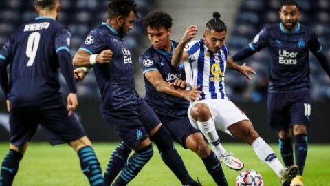 Porto y 'Tecatito' brillan en la Champions