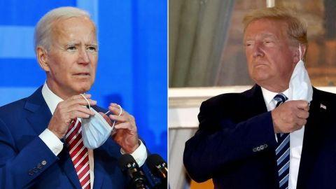 Biden gana 4 estados; Trump suma Idaho