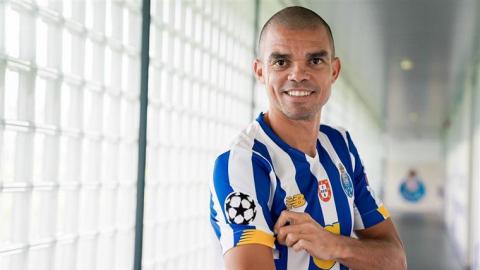 El Porto renueva a Pepe hasta 2023