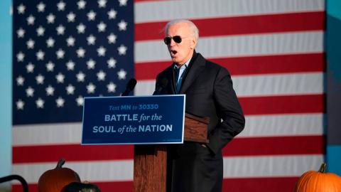 Biden gana Michigan y está a 6 votos de ganar la Presidencia de EU