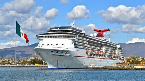Contracción económica de 900 millones de pesos por falta de cruceros