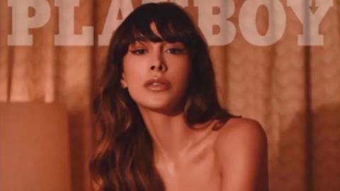 Victoria Volkova, la primera mujer trans en la portada de Playboy México