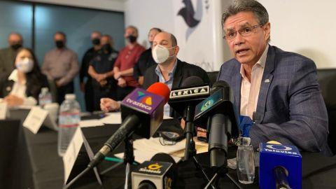 """""""Tijuana no es un capricho"""" mencionó Juan Manuel Hernández Niebla"""
