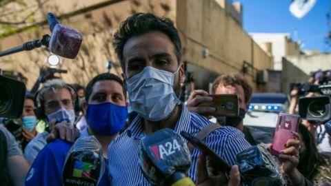 """La recuperación de Maradona es """"excelente"""" y se quiere marchar del hospital"""