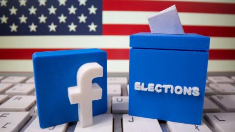 Facebook elimina grupo a favor de Trump por ''fake news'' y violencia