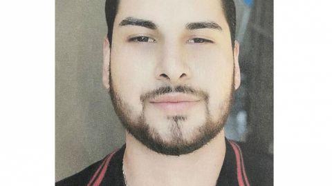 Buscan a Gerardo Habram, de 23 años
