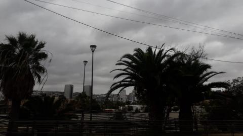 Lluvias este fin de semana en Tijuana