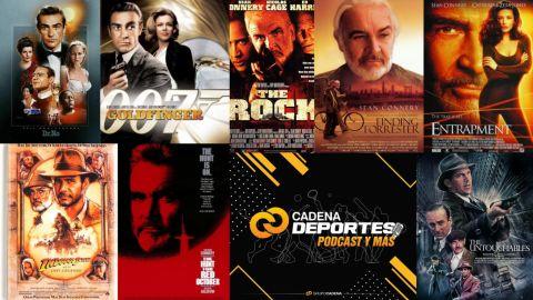 CADENA DEPORTES PODCAST: Tributo a Sean Connery, gran amante del deporte