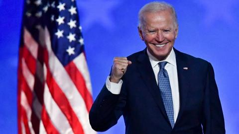''Seré un presidente para todos los estadounidenses'': Joe Biden