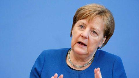 """Merkel felicita a Biden y destaca la """"amistad transatlántica"""""""