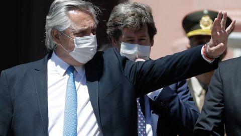 Alberto Fernández felicita a Biden como próximo presidente de Estados Unidos