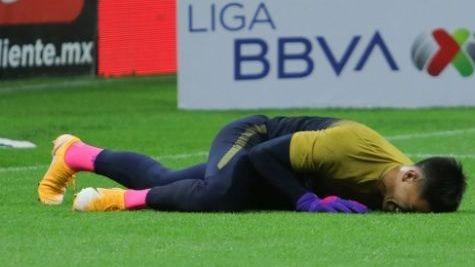 Alfredo Talavera será baja de la Selección Mexicana por lesión