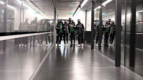 La Selección Mexicana llegó a Austria para enfrentar la Fecha FIFA