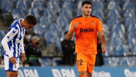 Maxi Gómez no viaja para jugar con Uruguay por problemas físicos
