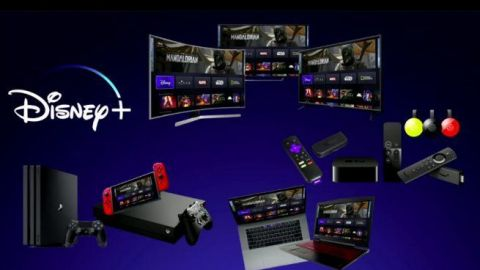 Dispositivos y pantallas que no son compatibles con Disney plus