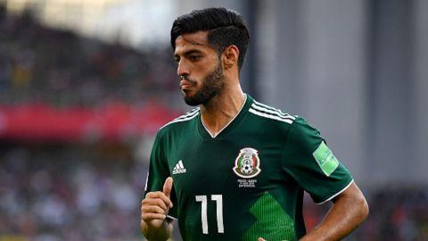 Carlos Vela, se aleja más de la Selección Mexicana y Qatar 2020