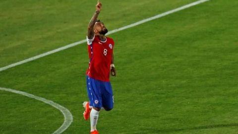 Arturo Vidal se suma a los referentes de La Roja que preparan el duelo ante Perú