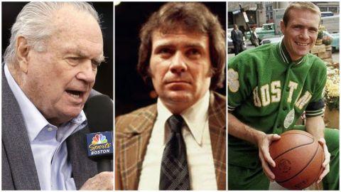 Falleció Tom Heinsohn, emblema de los Celtics