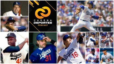 CADENA DEPORTES PODCAST: Los históricos novatos de los Dodgers