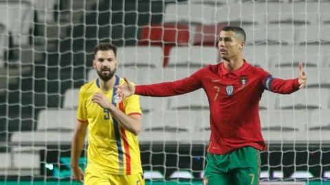Cristiano y Joao Felix cierran el festín de Portugal
