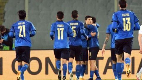 Grifo, Bernadeschi y Orsolini dirigen a la unidad B de Italia