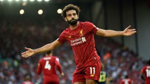Mohamed Salah, positivo al Covid-19