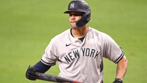 Yankees abiertos a cambiar a Gary Sánchez
