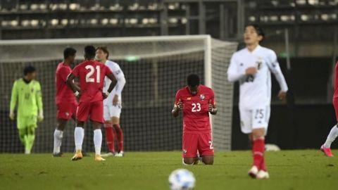 Japón derrota a Panamá en partido amistoso en Austria