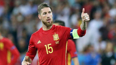 Sergio Ramos se prepara para batir el récord europeo de partidos internacionales